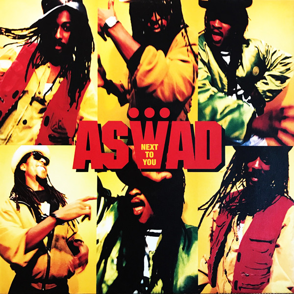 Bild Aswad - Next To You (12) Schallplatten Ankauf