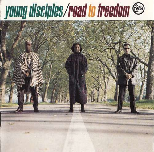 Cover Young Disciples - Road To Freedom (CD, Album) Schallplatten Ankauf