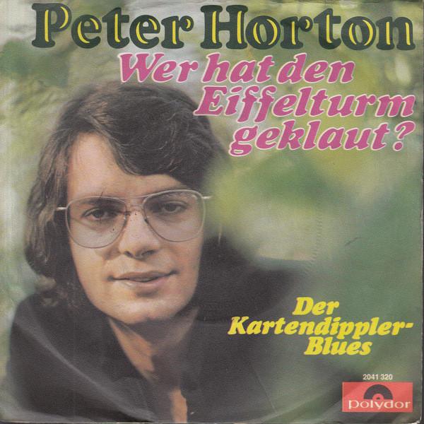 Bild Peter Horton - Wer Hat Den Eiffelturm Geklaut? (7, Single) Schallplatten Ankauf