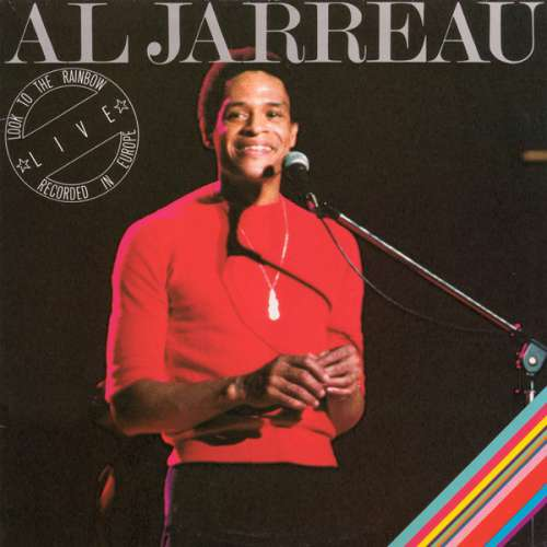 Cover Al Jarreau - Look To The Rainbow - Live - Recorded In Europe (2xLP, Album, Gat) Schallplatten Ankauf