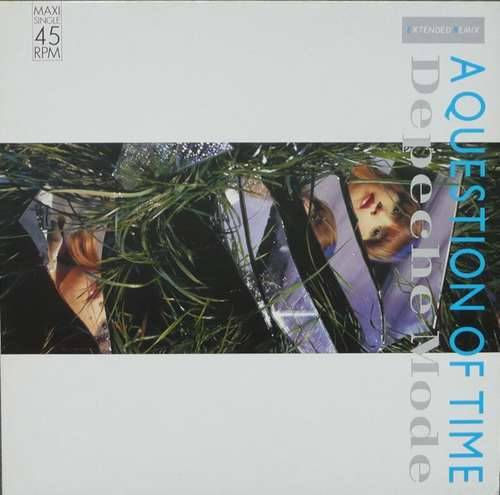 Cover Depeche Mode - A Question Of Time (Extended Remix) (12, Maxi) Schallplatten Ankauf