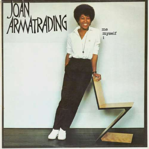 Bild Joan Armatrading - Me Myself I (LP, Album) Schallplatten Ankauf