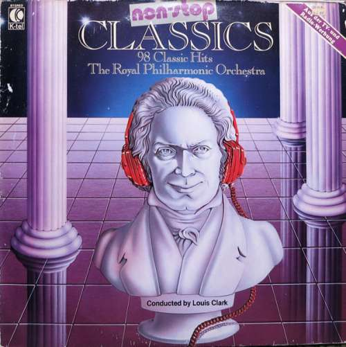 Cover The Royal Philharmonic Orchestra - Non-Stop Classics (LP) Schallplatten Ankauf