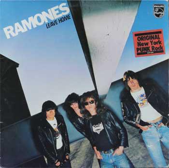 Cover Ramones - Leave Home (LP, Album) Schallplatten Ankauf