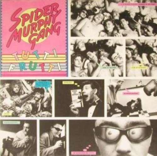 Bild Spider Murphy Gang - Tutti Frutti (LP, Album, Club) Schallplatten Ankauf