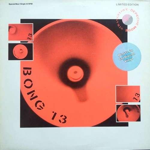 Cover Depeche Mode - Strangelove (12, Maxi, Ltd, Ora) Schallplatten Ankauf
