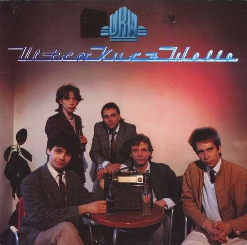 Cover UKW (2) - UltraKurzWelle (LP, Album) Schallplatten Ankauf