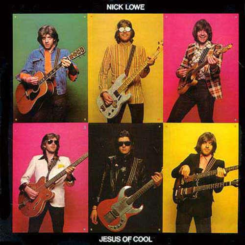 Cover Nick Lowe - Jesus Of Cool (LP, Album) Schallplatten Ankauf