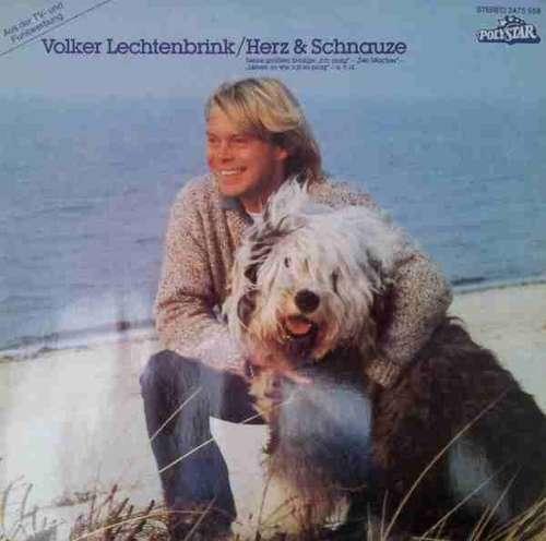 Bild Volker Lechtenbrink - Herz & Schnauze - Seine Größten Erfolge (LP, Comp) Schallplatten Ankauf
