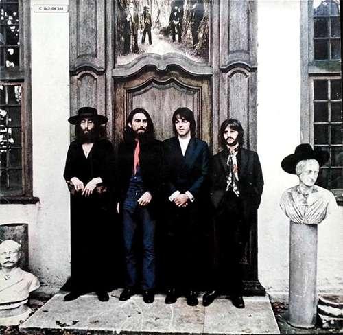 Cover zu The Beatles - Hey Jude (LP, Comp, 1st) Schallplatten Ankauf
