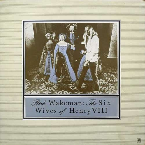 Bild Rick Wakeman - The Six Wives Of Henry VIII (LP, Album, Gat) Schallplatten Ankauf