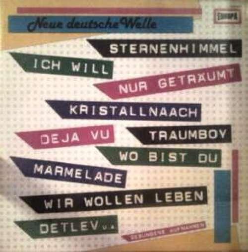 Cover zu Various - Neue Deutsche Welle 4 (LP, Album) Schallplatten Ankauf