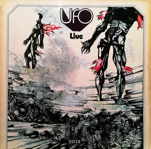 Bild UFO (5) - Live (LP, Album, Gat) Schallplatten Ankauf