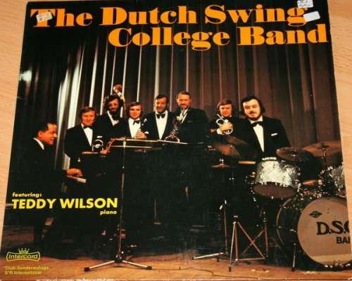 Bild The Dutch Swing College Band Featuring Teddy Wilson - The Dutch Swing College Band Featuring Teddy Wilson (LP, Album, Club) Schallplatten Ankauf