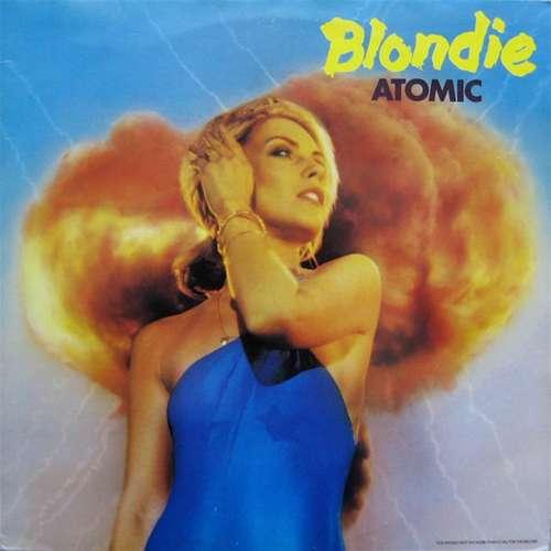 Cover Blondie - Atomic (12, Single, Ltd) Schallplatten Ankauf