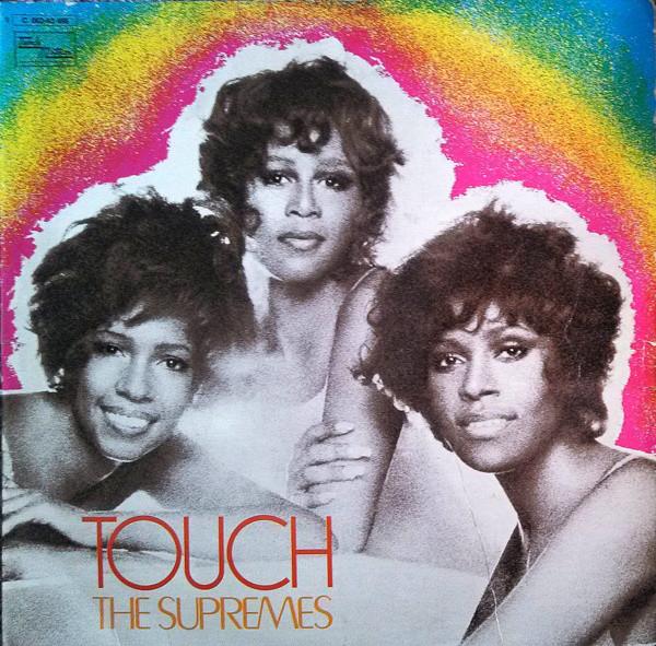 Bild The Supremes - Touch (LP, Album) Schallplatten Ankauf