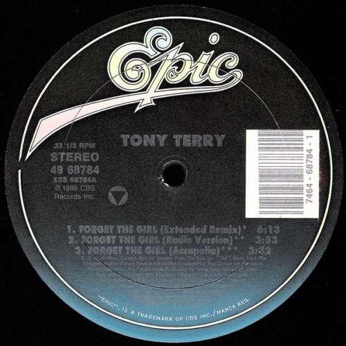 Bild Tony Terry - Forget The Girl (12) Schallplatten Ankauf