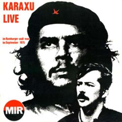 Cover Karaxu - Live (LP, Album) Schallplatten Ankauf