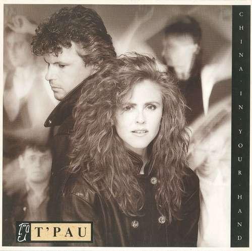 Bild T'Pau - China In Your Hand (12, Single) Schallplatten Ankauf