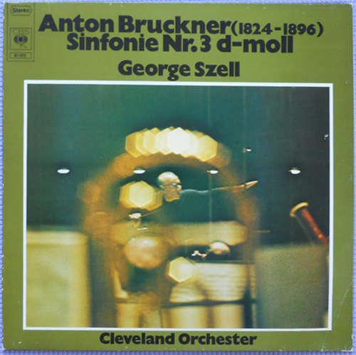 Bild Anton Bruckner, George Szell, Cleveland Orchester* - Sinfonie Nr. 3 D-Moll (LP) Schallplatten Ankauf