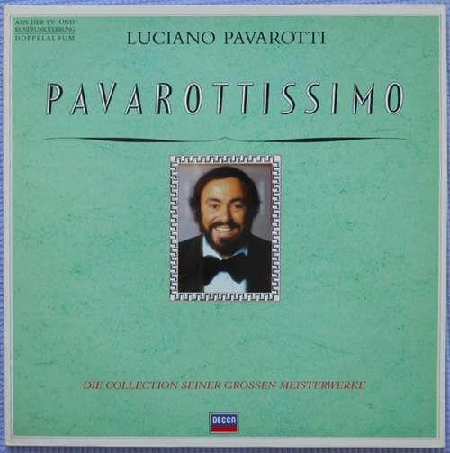 Bild Luciano Pavarotti - Pavarottissimo - Die Collection Seiner Grossen Meisterwerke (2xLP, Comp, Club) Schallplatten Ankauf