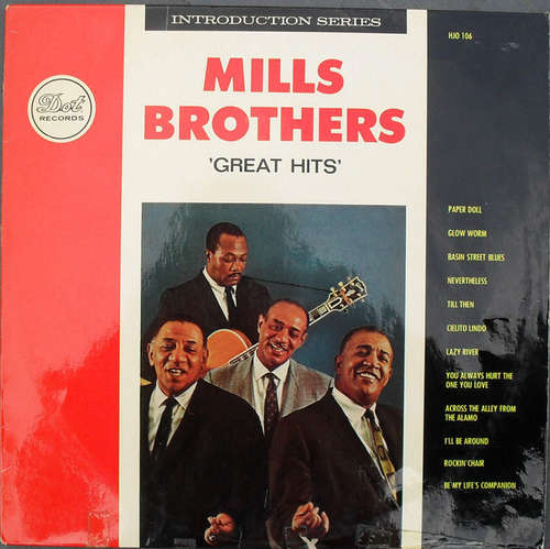 Bild The Mills Brothers - Great Hits (LP, Album) Schallplatten Ankauf