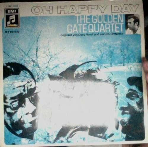 Bild The Golden Gate Quartet, Dany Revel Orchester* - Oh Happy Day (LP, Album) Schallplatten Ankauf