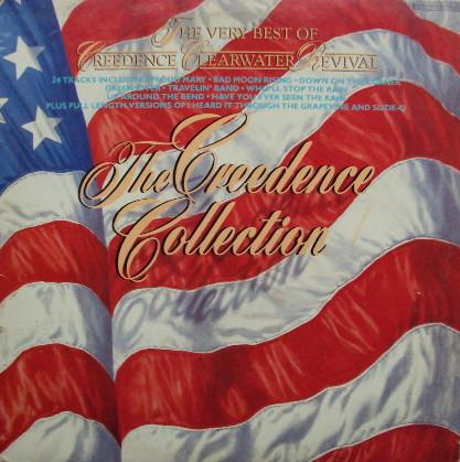 Bild Creedence Clearwater Revival - The Creedence Collection (2xLP, Comp) Schallplatten Ankauf