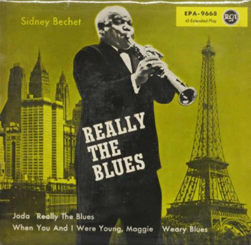 Bild Sidney Bechet, Tommy Ladnier And His Orchestra - Really The Blues (7, EP) Schallplatten Ankauf