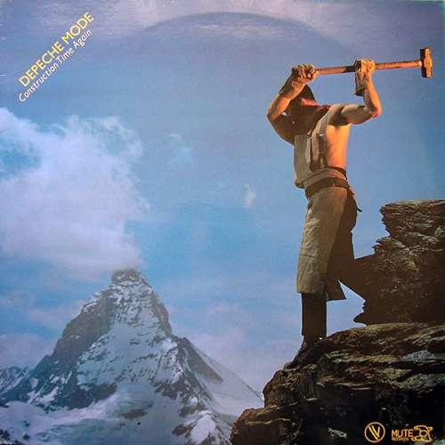 Cover Depeche Mode - Construction Time Again (LP, Album) Schallplatten Ankauf