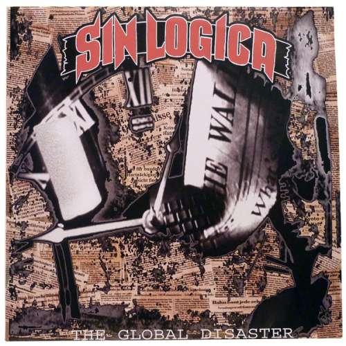 Bild Sin Logica - The Global Disaster (LP) Schallplatten Ankauf