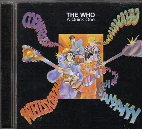 Bild The Who - A Quick One (CD, Album, Mono, RE, RM) Schallplatten Ankauf