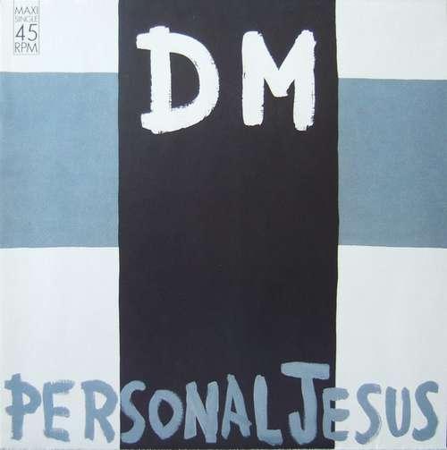 Cover Depeche Mode - Personal Jesus (12, Maxi) Schallplatten Ankauf
