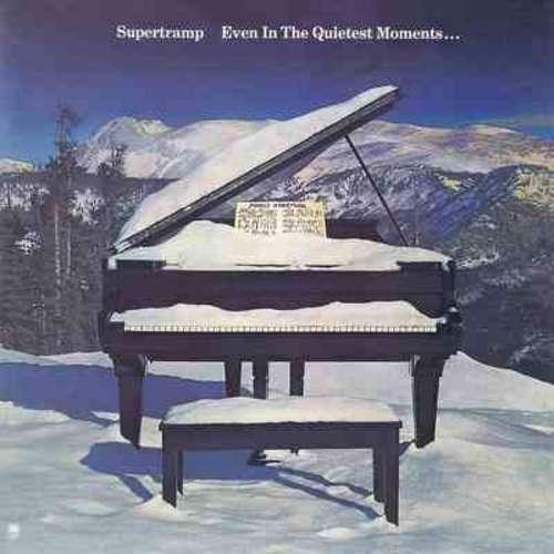 Bild Supertramp - Even In The Quietest Moments... (LP, Album) Schallplatten Ankauf