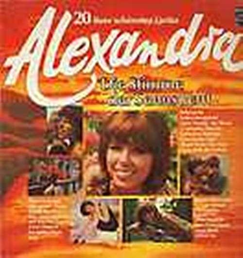 Cover zu Alexandra (7) - Die Stimme Der Sehnsucht (LP, Comp, Club) Schallplatten Ankauf