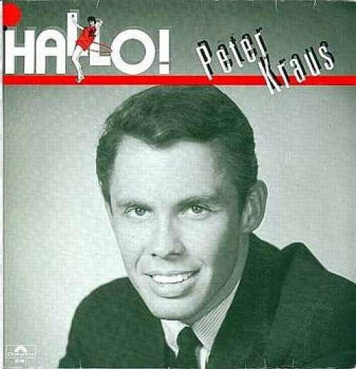 Bild Peter Kraus - Hallo! Peter Kraus (LP, Comp) Schallplatten Ankauf