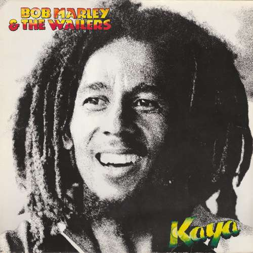 Cover Bob Marley & The Wailers - Kaya (LP, Album) Schallplatten Ankauf