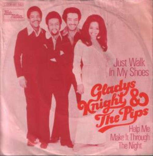 Bild Gladys Knight & The Pips* - Just Walk In My Shoes / Help Me Make It Through The Night (7, Single) Schallplatten Ankauf