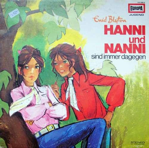 Bild Enid Blyton - Hanni Und Nanni Sind Immer Dagegen (LP) Schallplatten Ankauf