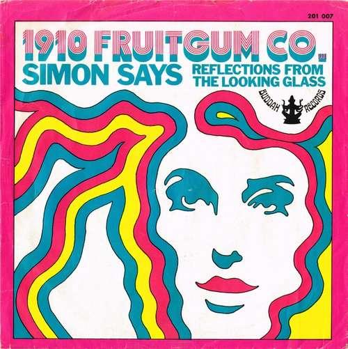 Bild 1910 Fruitgum Co.* - Simon Says (7, Single, Mono) Schallplatten Ankauf