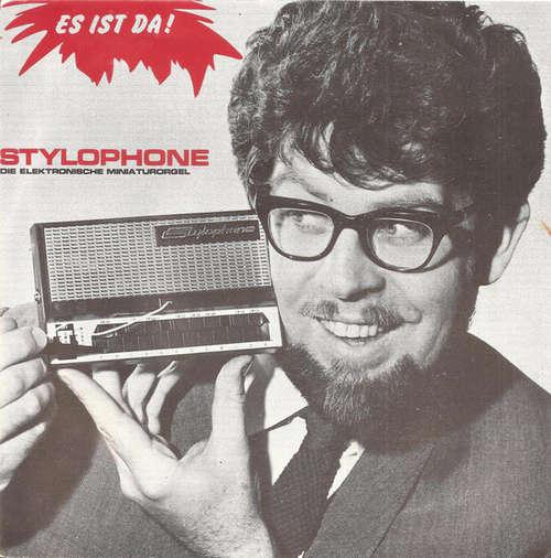 Cover Danny W. Eggert - Einführung Des Neuartigen Stylophones (7) Schallplatten Ankauf