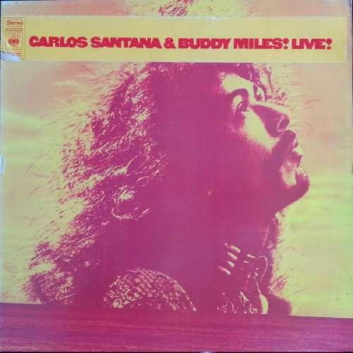 Bild Carlos Santana & Buddy Miles - Carlos Santana & Buddy Miles! Live ! (LP, Album, Gat) Schallplatten Ankauf