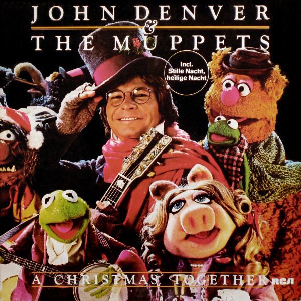 Cover zu John Denver & The Muppets - A Christmas Together (LP, Album, Gat) Schallplatten Ankauf