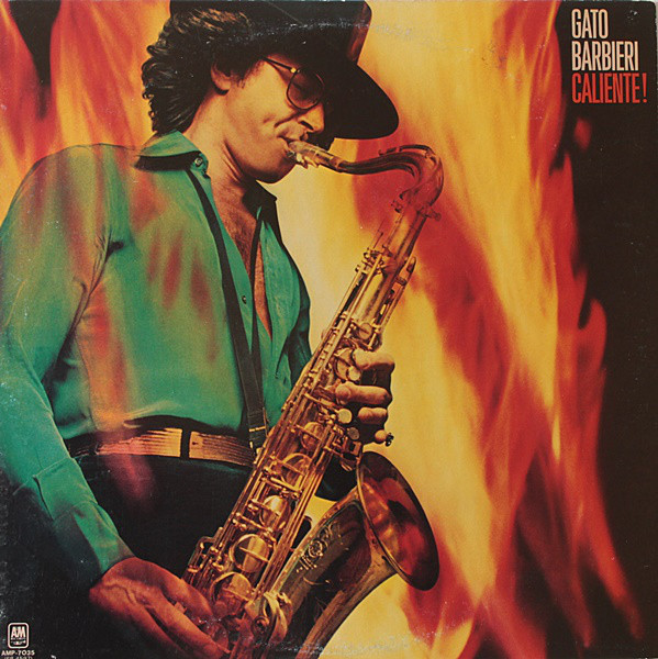 Cover Gato Barbieri - Caliente! (LP, Album, RE) Schallplatten Ankauf