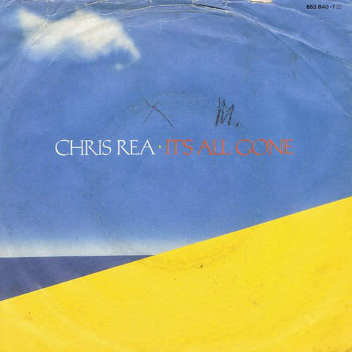 Bild Chris Rea - It's All Gone (7, Single) Schallplatten Ankauf