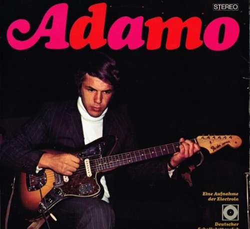 Cover zu Adamo - Adamo (LP, Comp) Schallplatten Ankauf