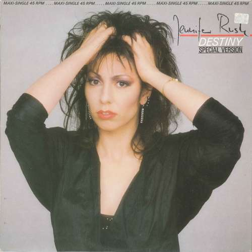 Bild Jennifer Rush - Destiny (Special Version) (12, Maxi) Schallplatten Ankauf