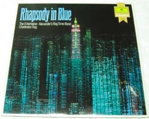 Bild George Gershwin, William Russo*, Scott Joplin, Eubie Blake, Irving Berlin, Euday L. Bowman - Rhapsody In Blue (LP, Comp) Schallplatten Ankauf