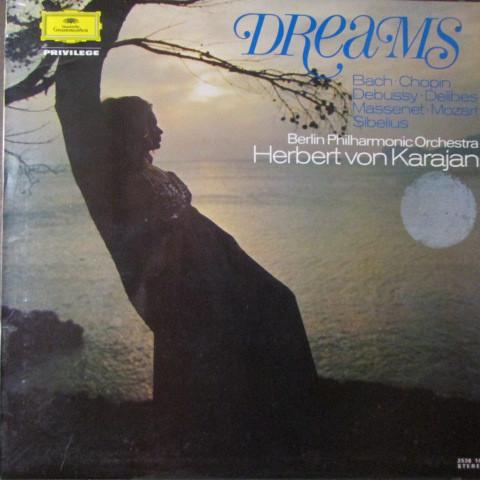 Bild Herbert von Karajan - Dreams (LP, Comp) Schallplatten Ankauf