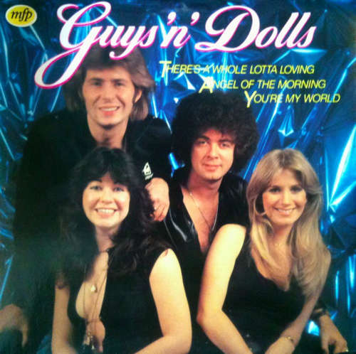 Bild Guys 'n Dolls - There's Whole Lot Of Loving / Angel Of The Morning / You're My World (LP, Comp, RE) Schallplatten Ankauf